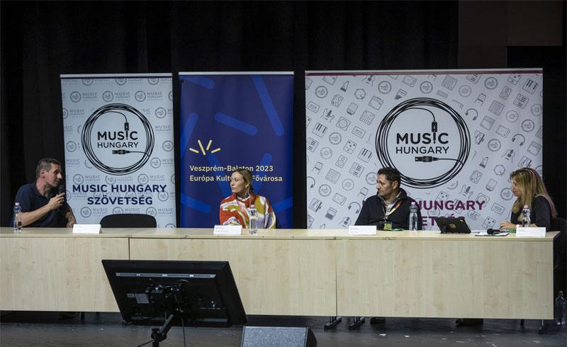 Music Hungary Konferencia – Áfacsökkentéssel elkerülhető lehet egy 40 milliárdos ágazat összeomlása