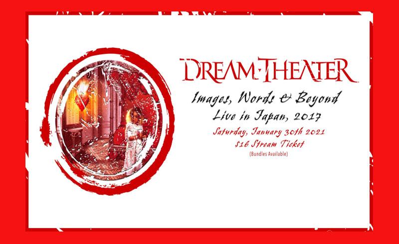 Online koncertre vár minket a Dream Theater