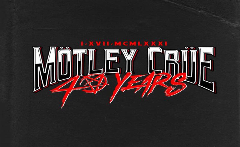 Ma 40 éve alakult meg a 80-as évek egyik legsikeresebb zenekara a Mötley Crüe!