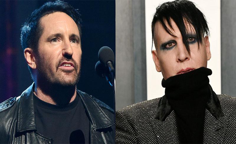 Trent Reznor is elítéli Marilyn Mansont