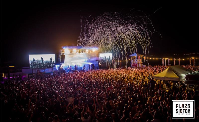 Punnany Massif, BSW és Hősök koncerttel érkezik a hétvége a Plázsra