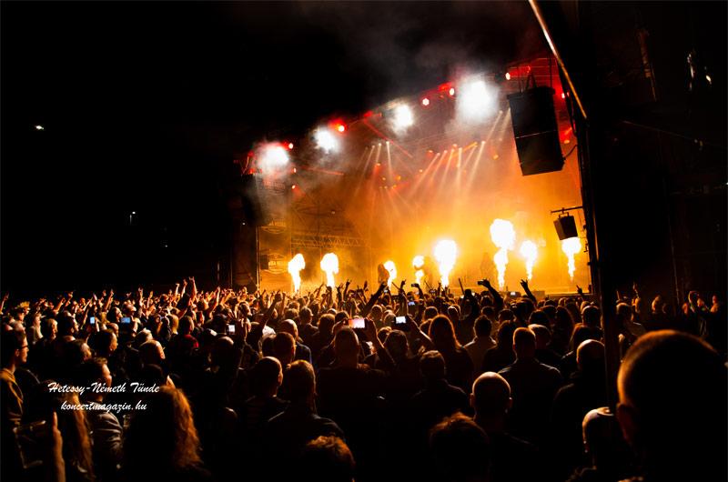 Summer Hell, Kreator, Eluveitie,Jinjer – Másfél év szünet után újra nemzetközi zenekarok zúztak a Barba Negrában!