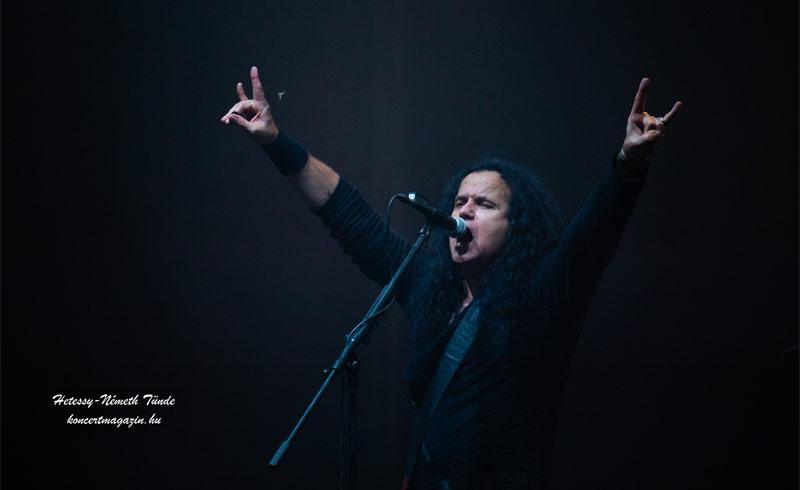 Summer Hell Fesztivál – Kreator koncertfotók 2021.08.17. Budapest, Barba Negra