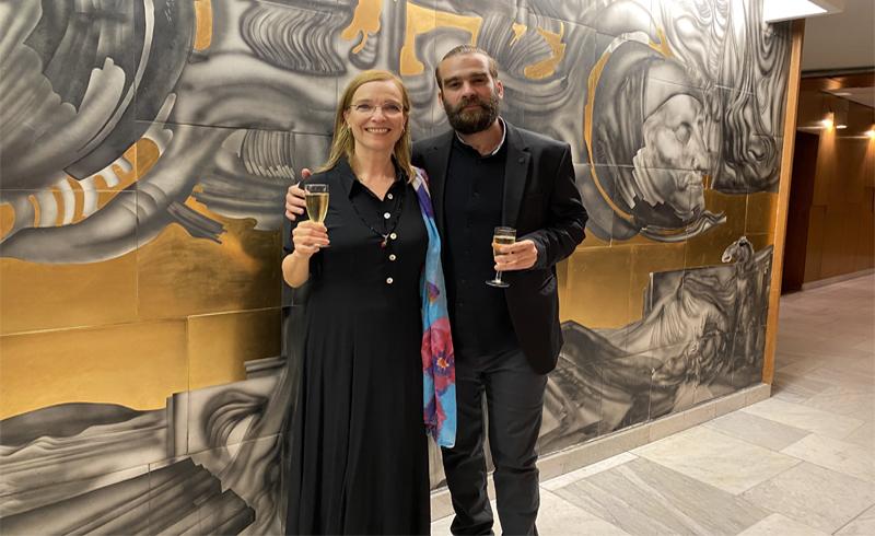 Radnóti színésze nyerte el a Kaszás Attila-díjat