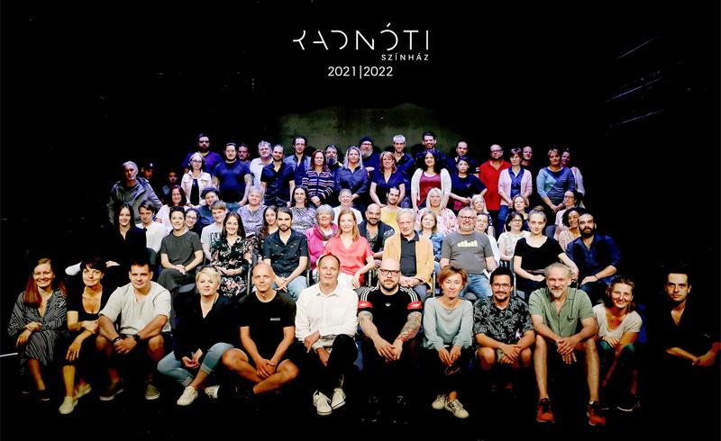 Jó, hogy újra együtt vagyunk – évadnyitó a Radnóti Színházban