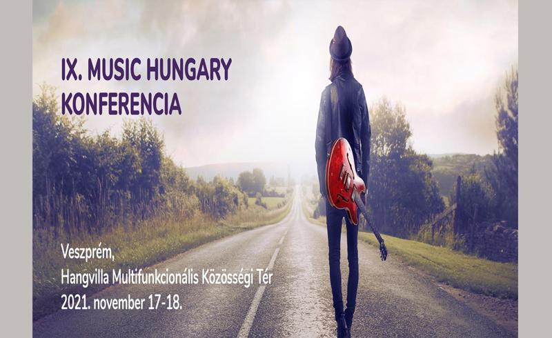 A zeneipar talpra állítása a IX. Music Hungary Konferencia fókusza