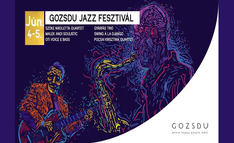 Gozsdu Jazz Fesztivál – Gozsdu udvar