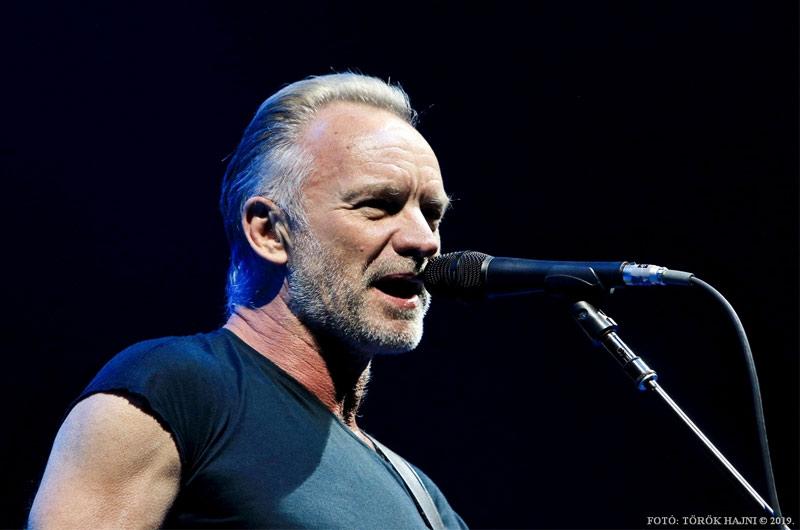 An Englishman in Budapest – Sting koncerten jártunk