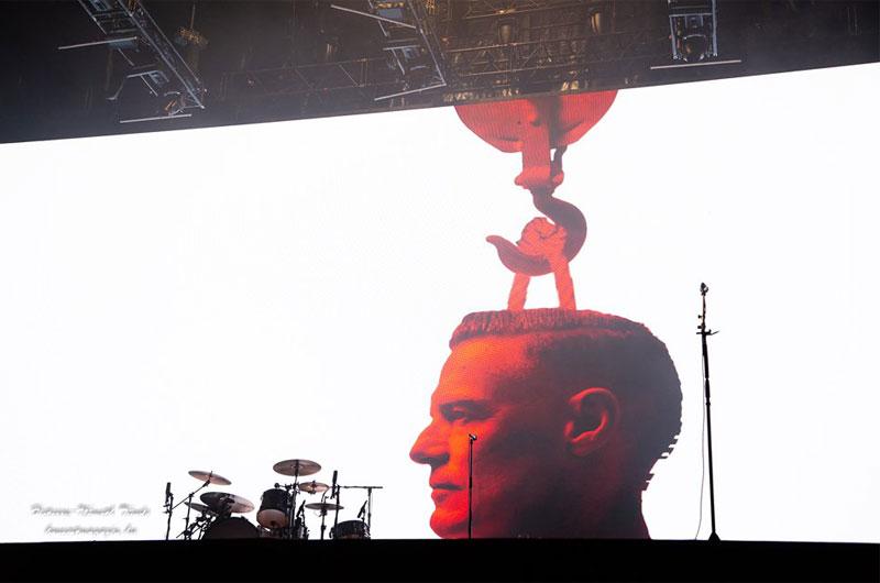 Bryan Adams koncerten jártunk a Hősök terén
