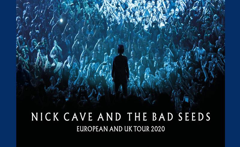 ELHALASZTVA! – Nick Cave and the Bad Seeds koncert – 2020. JÚNIUS 02. Papp László Budapest Sportaréna