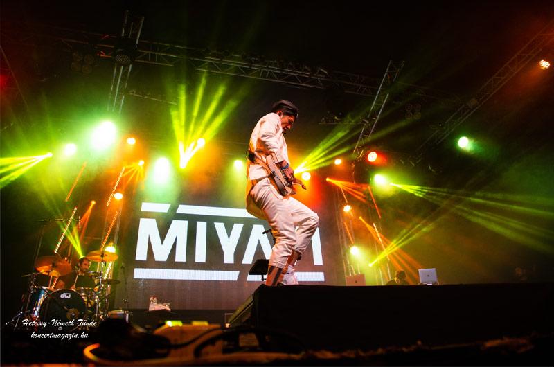Miyavi koncert Budapest – No Slepp Till Tokyo– koncertfotók – 2019.10.21. Barba Negra Music Club
