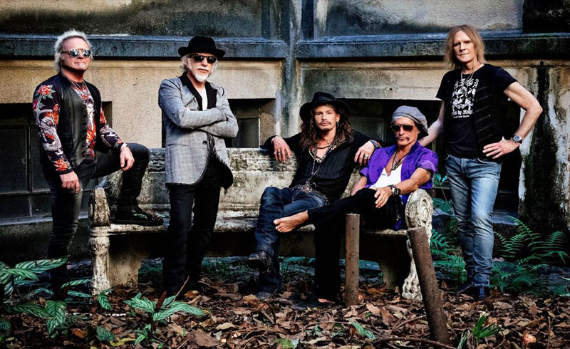 2022-re halasztja budapesti koncertjét az Aerosmith