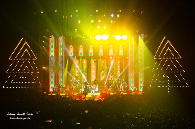 FENYŐ KARÁCSONY Budapest – koncertfotók – 2019.12.27. Papp László Budapest Aréna
