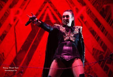 Amaranthe koncert Budapest – Sabaton The Great Tour 2020 – koncertfotók – 2020.01.22. Budapest Sportaréna