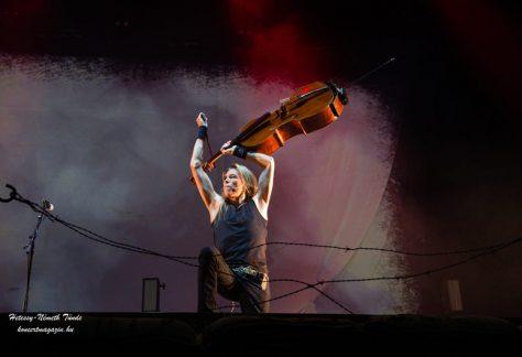 Apocalyptica koncert Budapest – Sabaton -The Great Tour 2020 – koncertfotók – 2020.01.22. Budapest Sportaréna