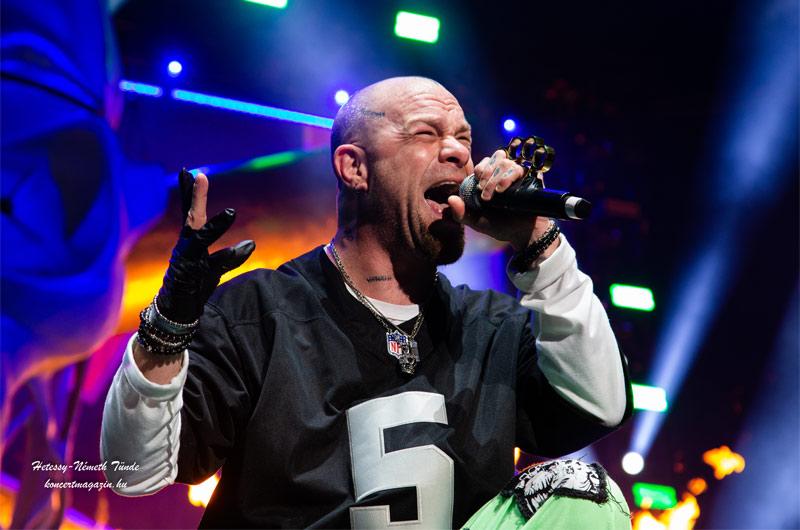 Five Finger Death Punch először Magyarországon, avagy Báthory Zoli hazatért – Megadeth, Dave Mustain újra jó formában van!