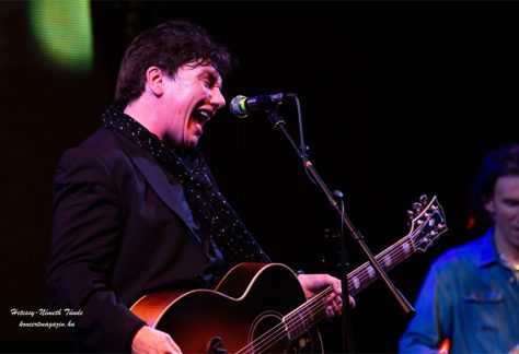 Eric Martin–The Voice Of Mr. Big, Acoustic Duo Tour – Budapest koncertfotók – 2020.01.31. Analog Music Hall