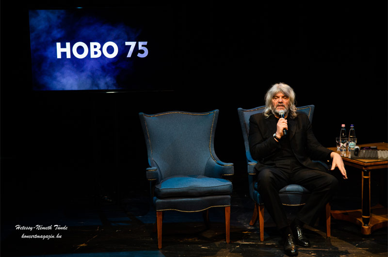 HOBO 75 – Sajtótájékoztató fotók – 2020.02.06. Nemzeti Színház