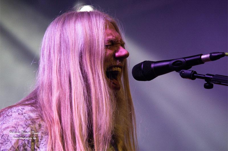 Marko Hietala Budapest – koncertfotók – 2020.02.11. Barba Negra Music Club