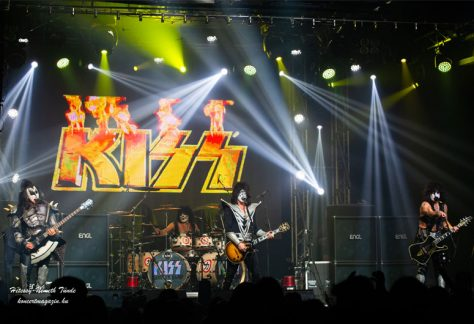 Kiss Forever Band – koncertfotók 2020.01.24. Barba Negra Music Club