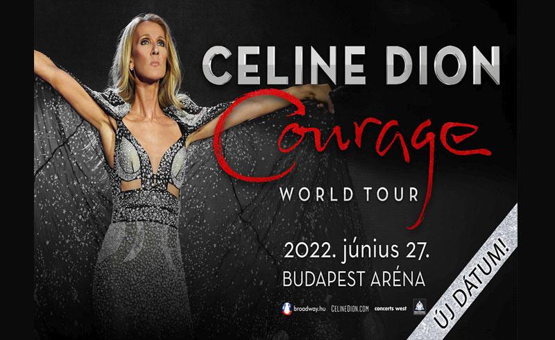 Celine Dion – Az Európai turné állomásait 2022-re halasztják