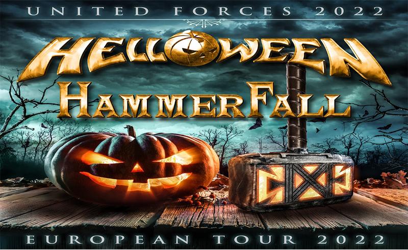 Újabb évet halaszt a Helloween, de a jó hír, hogy a Hammerfallal közösen láthatjuk majd őket Budapesten