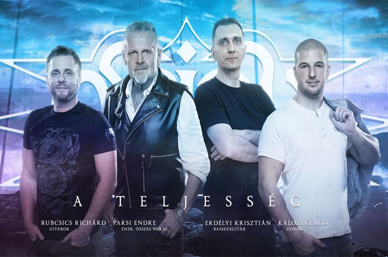 Ossian – Megjelent az új nagylemez, A Teljesség!