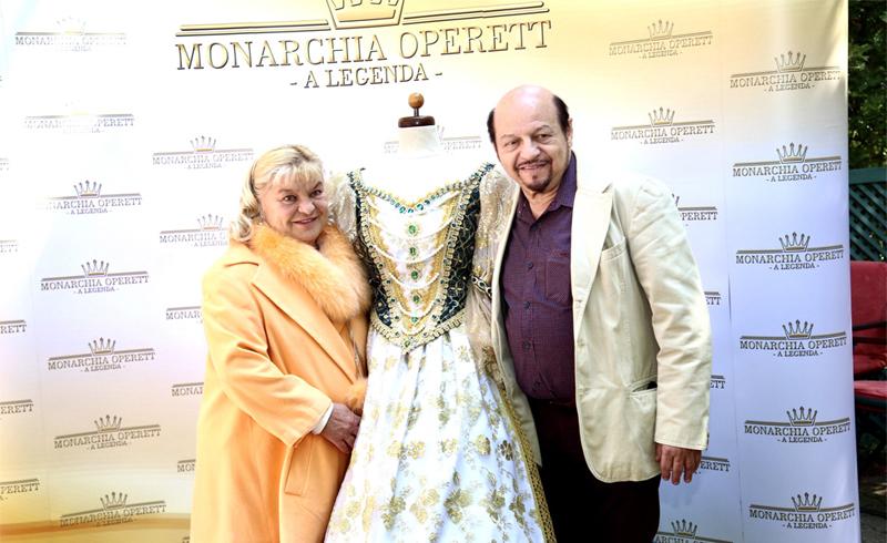 Bemutatkoztak a Sissi, a magyar királyné (Erzsébet) című Huszka-operett alkotói és szereplői