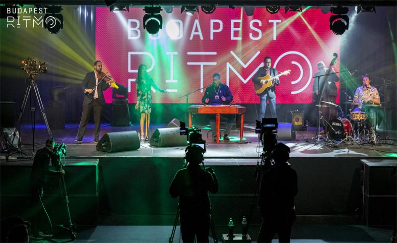 Reisz Gábor és más rendezők koncertfilmjei a Budapest Ritmo Online-on!