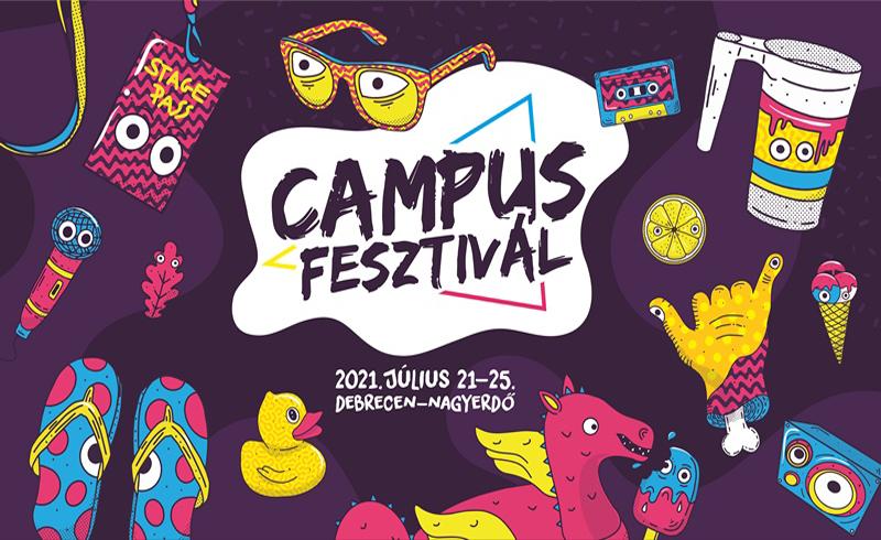 KÖZLEMÉNY! – 60 nap múlva Campus Fesztivál!