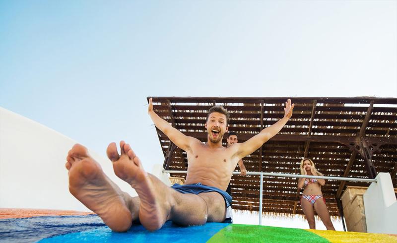 26 csúszdával és 9 medencével vár a megújult Aquapark