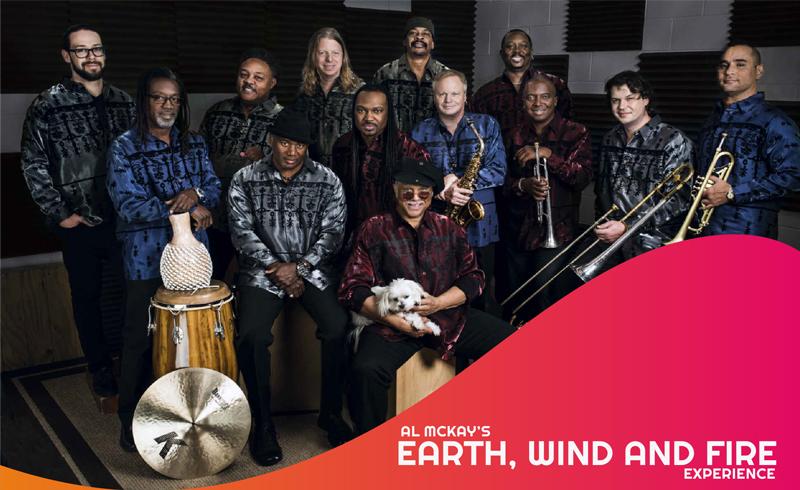 Al McKay's Earth, Wind and Fire Experience – 58 nap és itt a Jazzpiknik!