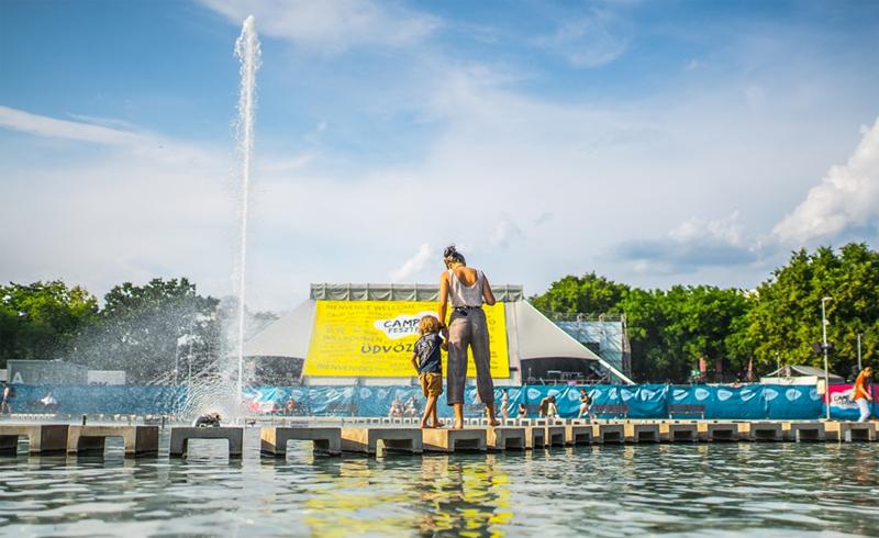 Ma nyitja meg kapuit az idei év legnagyobb hazai fesztiválja, a Campus 2021