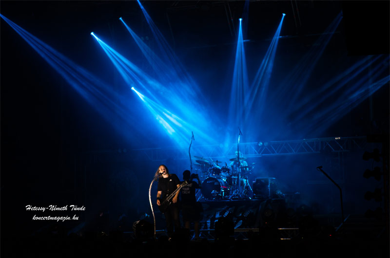 Depresszió koncertfotók 2021.08.21. Budapest, Barba Negra