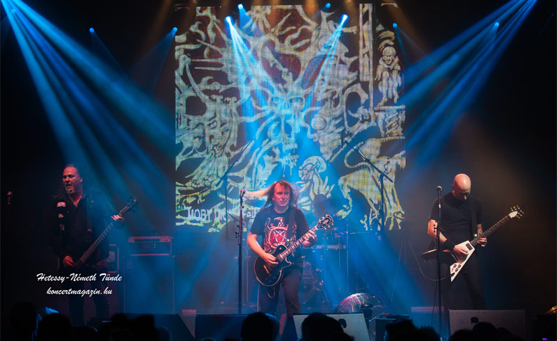 Moby Dick Pokol 40 Rock Jubileumi koncertfotók – 2021.10.16. Budapest, Barba Negra
