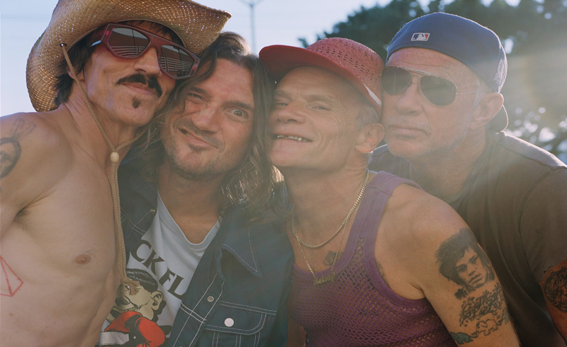 A Red Hot Chili Peppers 2022 nyarán Budapesten ad koncertet!